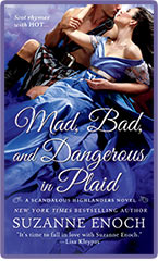 Mad, Bad, and Dangerous in Plaid